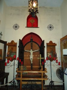This is a chapel located in the tower.