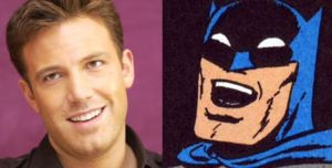 Ben Affleck as Batman?