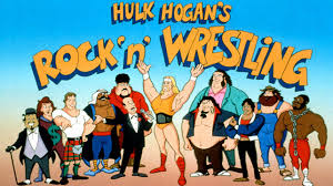 Back when Hulk Hogan was the most popular wrestler, even he had a cartoon.