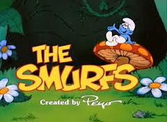 Everybody smurfed The Smurfs!