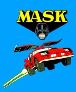 MASK was a perfect mix of cars, tranformers, and technologically based powers.