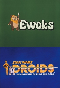 As a huge Star Wars fan, I loved these cartoons.  Yes, even the Ewok one.