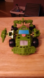 Here is Hound in vehicle mode.